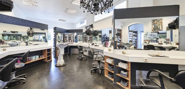 Friseursalon von innen | Lauts Friseur und Shop Stade