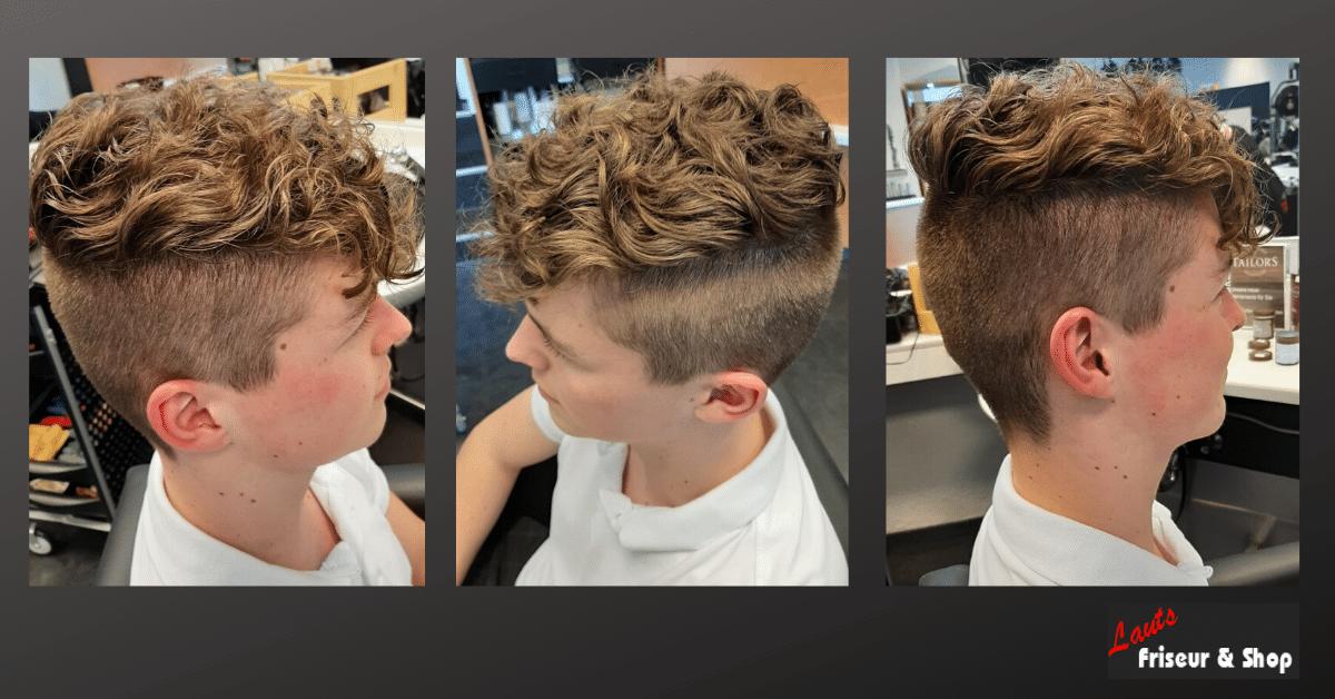 Frisur Herren Waves | Lauts Friseur und Shop Stade