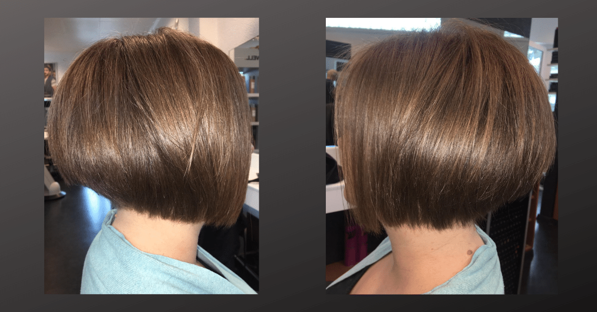 Frisur klassischer schöner Bobschnitt | Lauts Friseur und Shop Stade